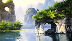 桂林山水6天